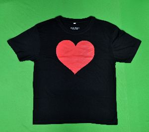 Mens Round Neck T-Shirts Front Side 04