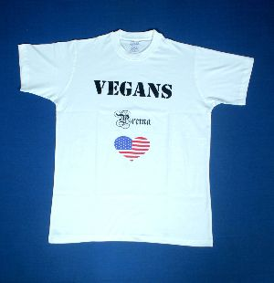 Mens Round Neck T-shirt 07