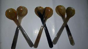 Horn Cutlery Set 05