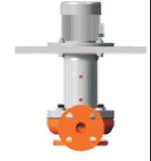 FRP Moulded Centrifugal Chemical Process Pump 02
