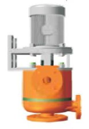 FRP Moulded Centrifugal Chemical Process Pump 03