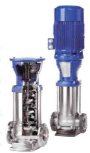 Horizontal and Vertical Centrifugal Pump 01