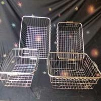 Stainless Steel Kitchen Baskets