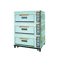Deck Oven (SH-300G & SH-300E)
