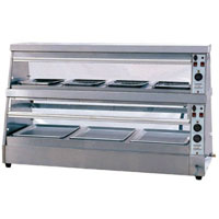 Display Food Warmer (HW-3P)