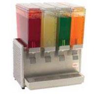 Premix Cold and Hot Juice Dispenser E49-4)