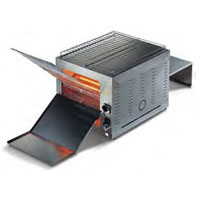 Roller Double Conveyor Toaster