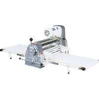 Table Type Dough Sheeter With Belt