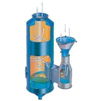 Wet- Scrubber for Boiler