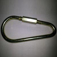 Hex Screw Carabiner