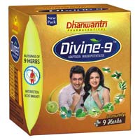 Divine 9
