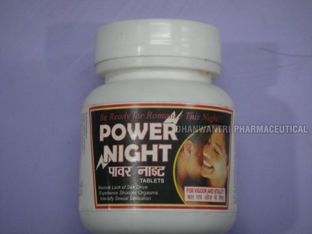 Power Night Tablets