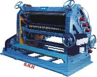OBLIQUE TYPE HIGH SPEED SINGLE FACER CORRUGATION MACHINE (SKH)