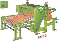 REEL TO SHEET CUTTING MACHINE GERA OPERATED (SKS -2)