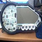 Digital Speedometer Repairing 03