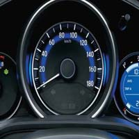 Honda Fujitsu Odometer
