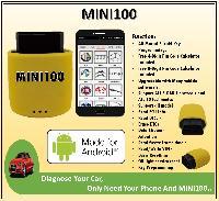 Mini100 key programmer