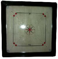 Prince Semi Tournament Size Carrom Board