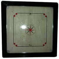 Prince Semi Tournament Size Carrom Board