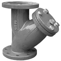 Y Type Pipe Strainer
