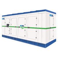 Silent Diesel Generator Set 02