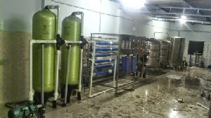 ISI Standard RO Plant