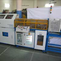Chipless Tube Cutting Machine