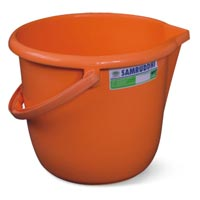 Butterfly Plastic Bucket