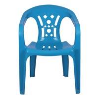 K Back Vega Plastic Chair