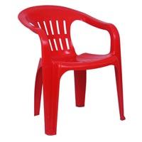 L Back Vega Plastic Chair