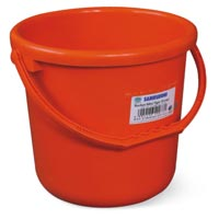 Mini Tiger Plastic Bucket
