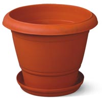 Plastic Jasmine Flower Pot