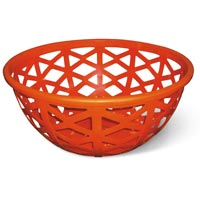 Round Cotton Plastic Basket