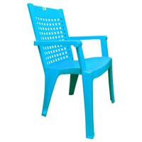 Square Back Office Plastic Chair