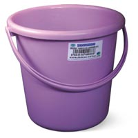 Tiger Plus Plastic Bucket