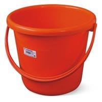 Wild Cat Plastic Bucket