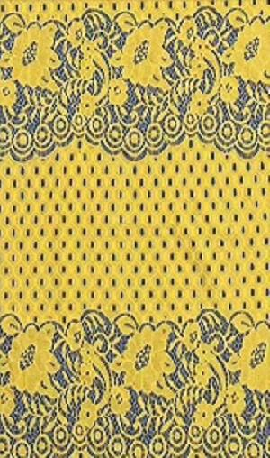 YS10323 Boundary Lace Fabric