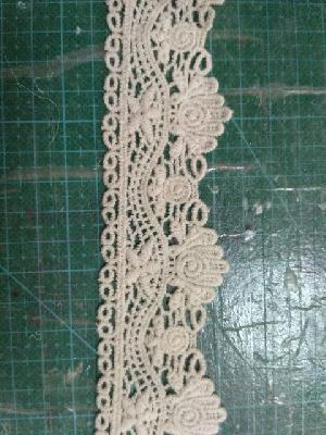 YS10811 Cotton Crochet Lace