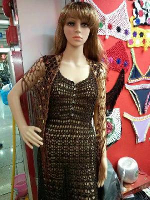 YS70124 Crochet Garment
