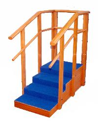 Training Stairs (Single Side