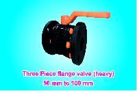 Three Piece Flanged Valve 02