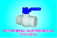 UPVC Pipe Size Ball Valve 02
