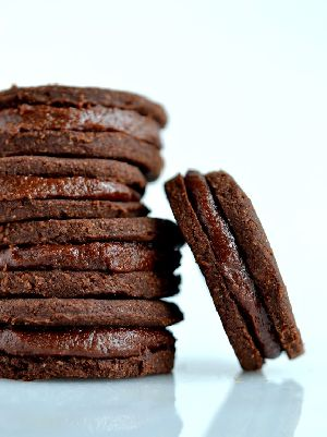Spirulina Cho Biscuits