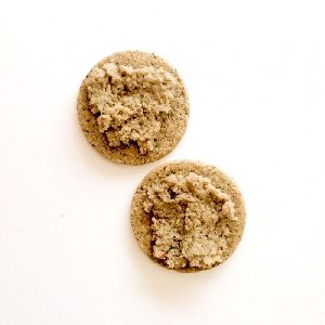 Spirulina Pepper Biscuits