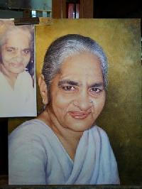 Portrait Oil Painting 03