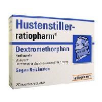 Hustenstiller-Ratiopharm Tablets
