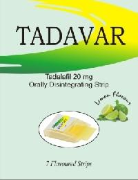 Tadavar Oral Strips 01