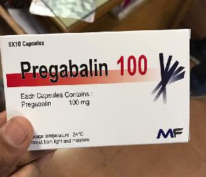 Pregabalin 100mg