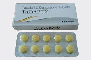 Tadapox Tablets