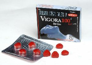 Vigora 100mg Tablets